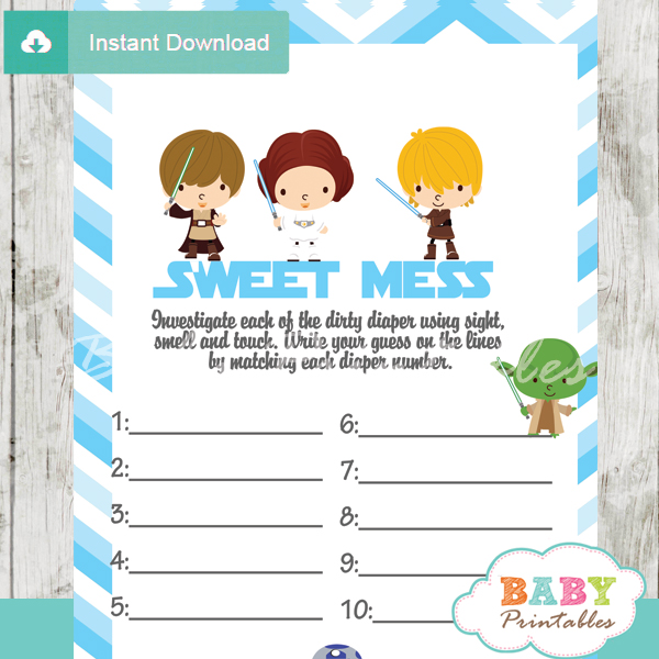 Baby Printables