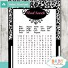 paris poodle baby shower word search game printable puzzles