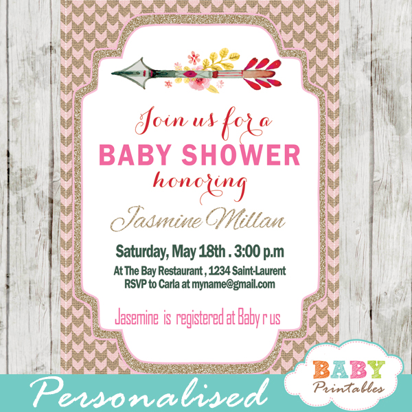 indian baby shower invitations Baby Printables