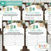 country rustic mason jars games to play at a baby shower