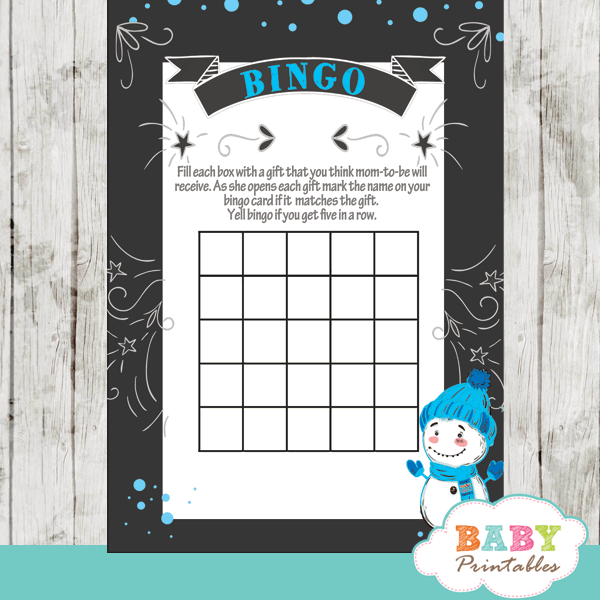 winter wonderland baby shower games vintage winter wonderland snowflakes boy blue white baby it's cold outside