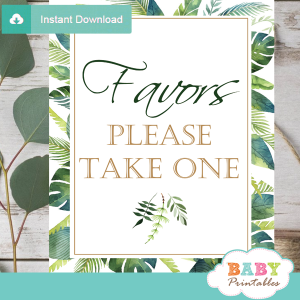 Signs Baby Printables